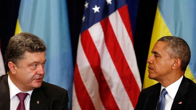 Ucrania solicitó a EE.UU. equipamiento contra radares rusos