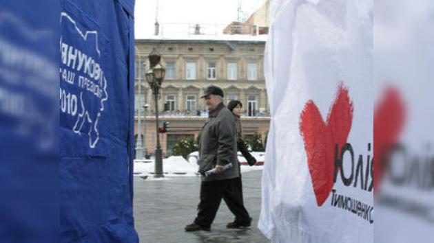 Ucranianos apáticos frente a las presidenciales