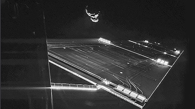 Algo huele a podrido en el cometa 67P