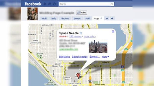 Facebook 'traiciona' a los soldados estadounidenses