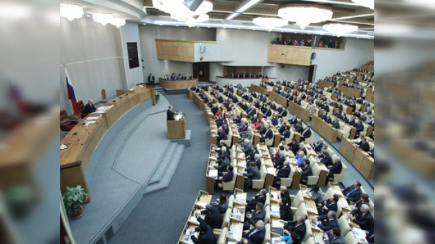 Duma Estatal condena al Tribunal de Estrasburgo