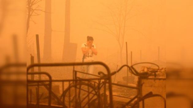 El libro Guiness registra la ola rusa de calor de 2010 como la más letal de la historia
