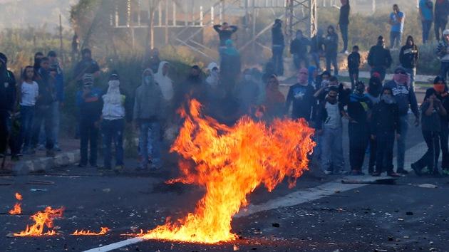 """Video: """"Ejecución al estilo de la mafia"""" de un palestino por la Policía israelí"""