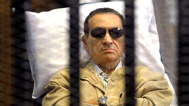 Mubarak podría ser liberado de la prisión por su mal estado de salud