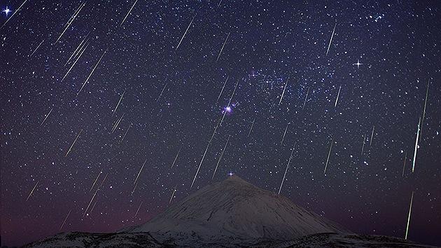 La lluvia de estrellas Dracónidas entra en su apogeo