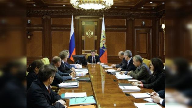Presentan en la Duma el proyecto de ley final sobre las fuerzas del orden