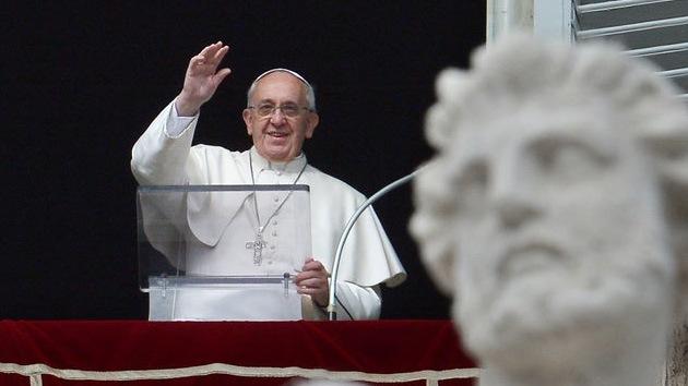 El papa Francisco insta a los ricos de Davos a poner la riqueza al servicio de la humanidad