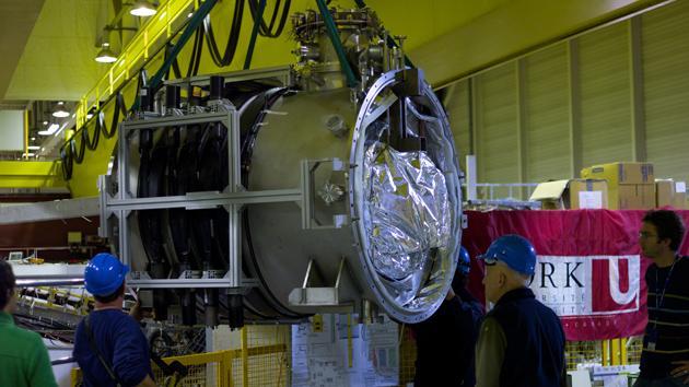 Eles pretendem fazer o Large Hadron Collider sobre a exata cronômetro