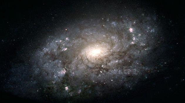 Extraña nube dentro de la Vía Láctea sería parte de una gran corriente de gas