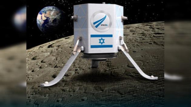Israel, a un paso de la Luna