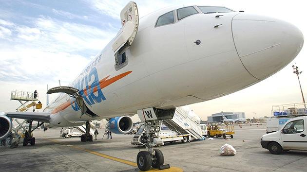 Israel pone a prueba un sistema antimisiles para aviones comerciales