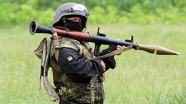 """""""Si EE.UU. financia a la Guardia Nacional de Ucrania, será cómplice del genocidio"""""""