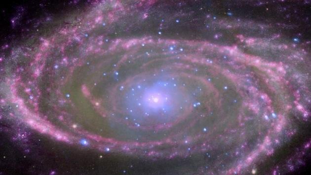 La materia oscura podría convertir estrellas de la Vía Láctea en agujeros negros