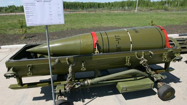 A Rusia le queda por destruir solo el 15% de su arsenal de armas químicas