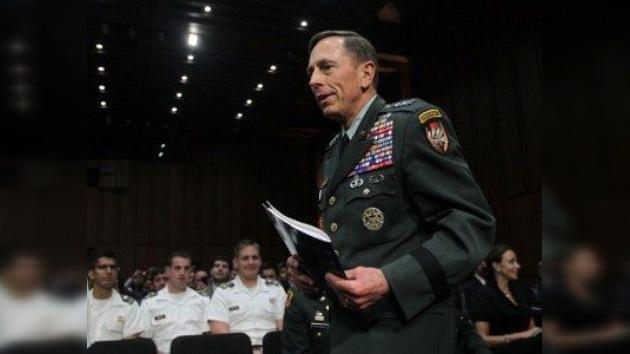 Petraeus recibe luz verde por parte del Senado de EE. UU. como nuevo director de la CIA