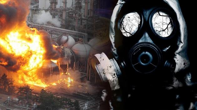 Desastres industriales