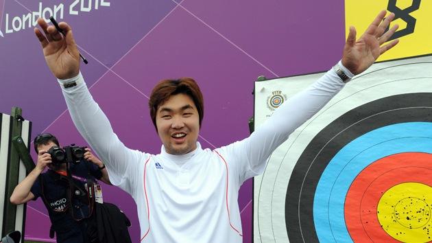 Londres 2012: Un atleta ciego establece en tiro el primer récord mundial