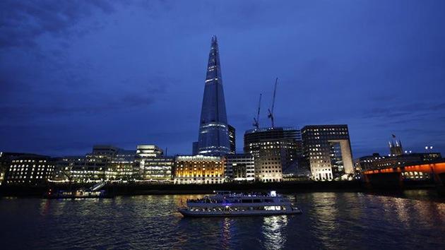 FOTOS: Londres inaugura el rascacielos más alto de Europa