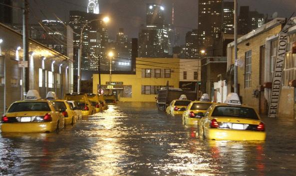 El saldo fatal de Sandy en EE.UU.: al menos 38 muertos