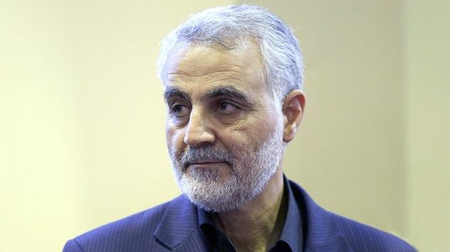 """¿Quién es el """"formidable y peligroso"""" general iraní que se esconde en Irak?"""