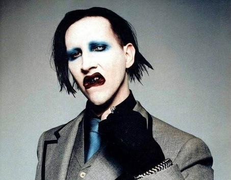 Marilyn Manson y Lady GaGa lideran la lista de músicos más feos