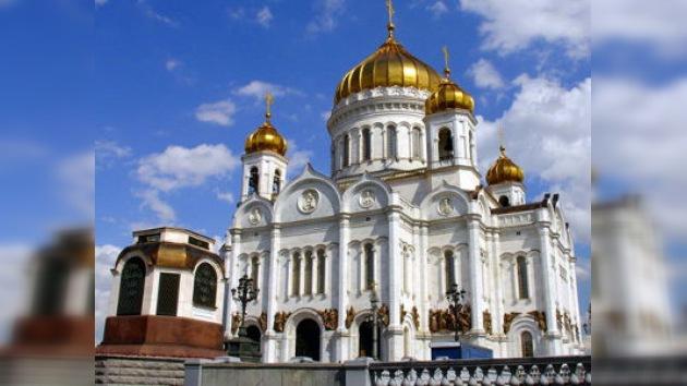Falsa alarma de bomba en el principal  templo de Moscú