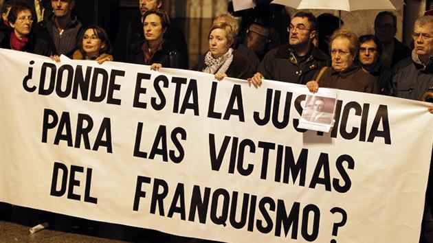 """Huellas del franquismo: """"Nos torturó gente que tenía 23 o 24 años"""""""