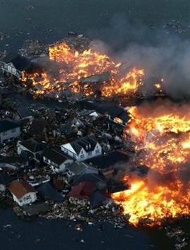 El mayor terremoto de Japón en imágenes