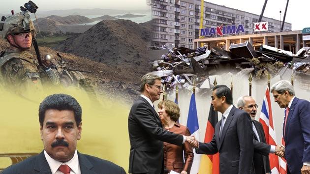 Balance semanal: Acuerdo con Irán, EE.UU. se queda en Afganistán y tragedia en Letonia
