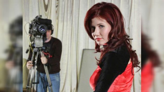 """Chapman revelará """"todos los secretos"""" como presentadora en un canal ruso"""