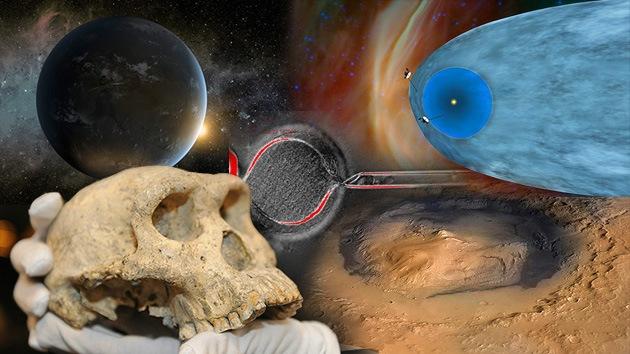 Los mayores hitos de la ciencia en 2013