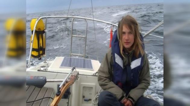 Hallada en el Caribe la joven holandesa que quería dar la vuelta al mundo