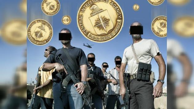 La polémica empresa Blackwater recibe un contrato en Afganistán