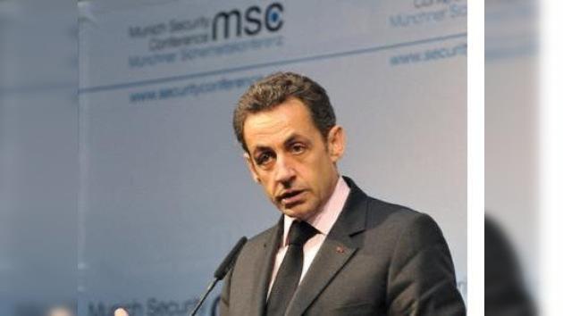 Sarkozy hace inversiones para un futuro competitivo