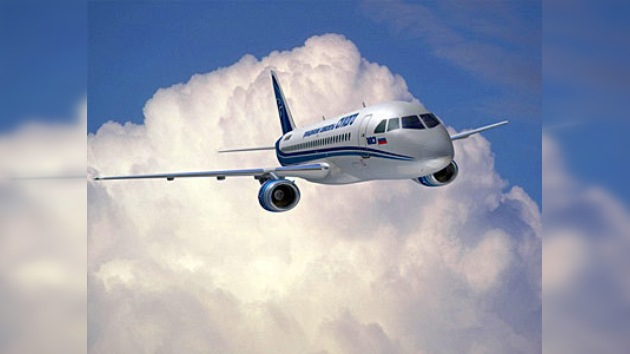 El Superjet 100 ruso, rumbo a Indonesia por 951 millones de dólares