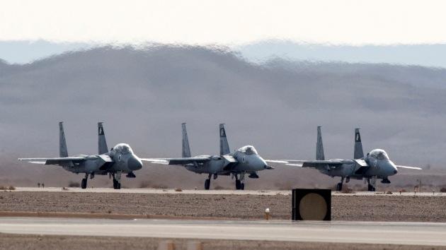 EE.UU. e Israel preparan ejercicios militares  para presionar a Irán en el futuro
