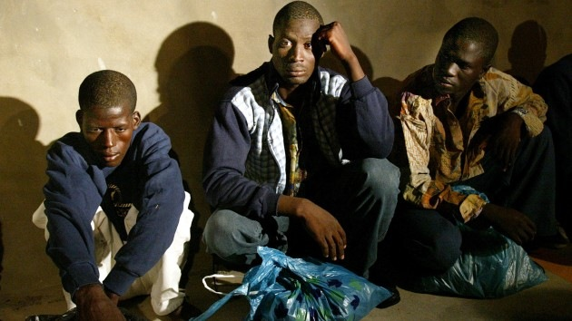 """Inmigrante africano en Madrid: """"Me han detenido 160 veces solo por mi cara"""""""