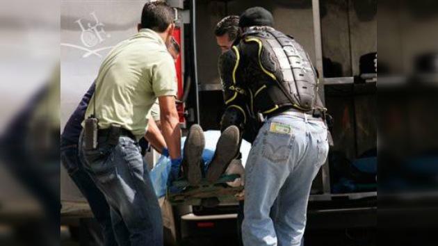 Al menos cinco personas asesinadas en un ataque contra autobuses en México