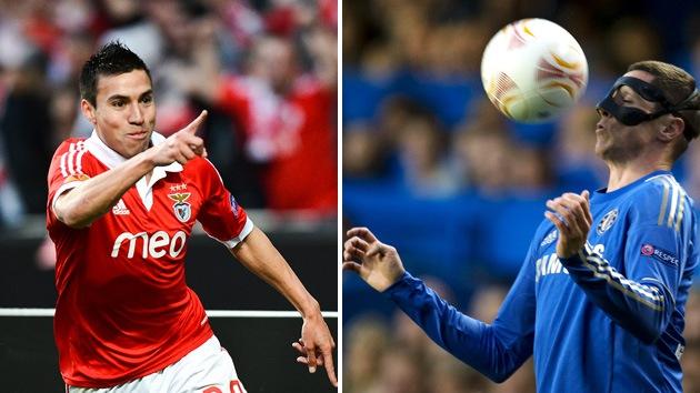 Final de consolación: Chelsea y Benfica se disputarán la Liga Europa