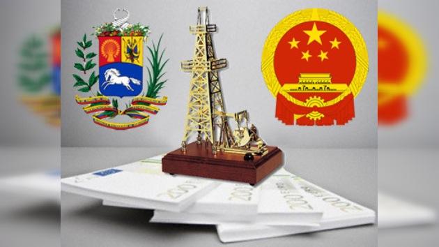 China entrega 20 mil millones de dólares a Venezuela