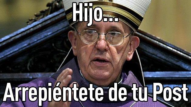 La elección del nuevo papa deja una larga estela de bromas en la red