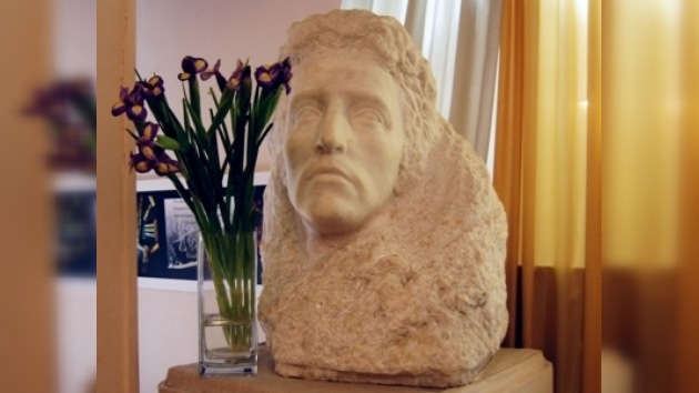 Homenajean a Alexandr Blok en San Petersburgo