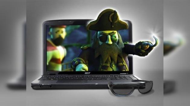 Los portátiles 3D salen a la venta en Europa