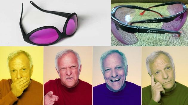 Nuevas gafas ayudan a ver mejor el color de las emociones