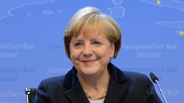 Merkel: Israel es la única democracia en la región
