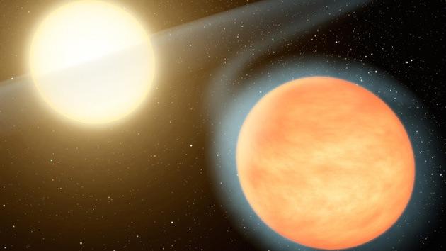 Las 'piezas del puzle de la vida' pueden formarse en atmósferas de exoplanetas