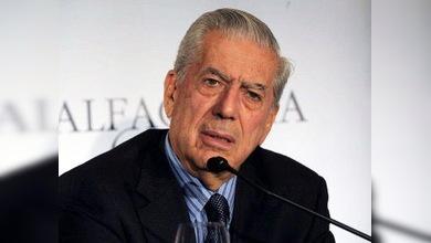 La humanidad se está degradando, según Mario Vargas Llosa