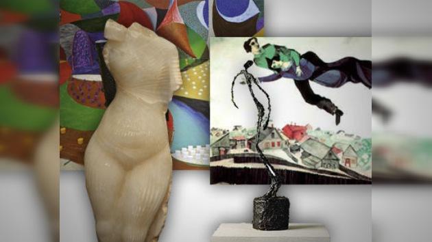 Policía británica presenta exposición de falsificaciones en el arte