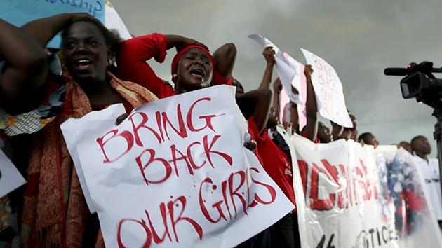 """Las niñas secuestradas por islamistas en Nigeria son violadas """"hasta 15 veces al día"""""""