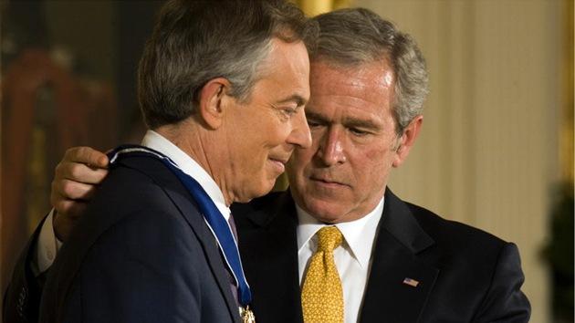 EE.UU. bloquea la publicación del informe secreto británico sobre la guerra de Irak